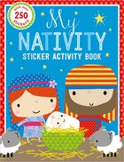 My Nativity Sticker Activity Book (4 Pages Stickers)