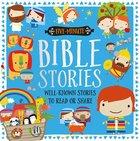 Bible Treasury: Five Minute Bible Stories