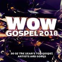Wow Gospel 2018 Double CD