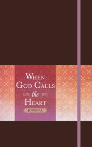 When God Calls the Heart:40 Devotions From Hope Valley (Devotional Journal)