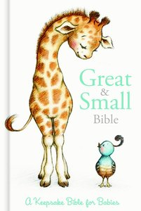 CSB Great and Small Bible Boxed
