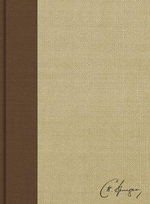 CSB Spurgeon Study Bible Brown/Tan
