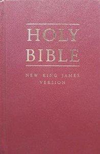NKJV Anglicised Holy Bible (Black Letter Edition)