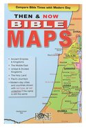Bible Maps (Then And Now Series)