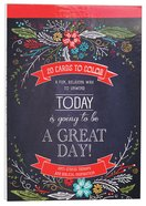 Acb: Cards to Color - Today Is Going to Be a Great Day