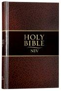 NIV Thinline Bible Brown