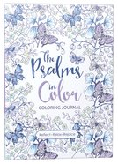 Psalms in Color (Adult Coloring Books Series)