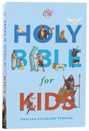 ESV Holy Bible For Kids Economy (Black Letter Edition)