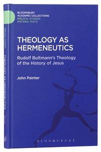 Theology as Hermeneutics