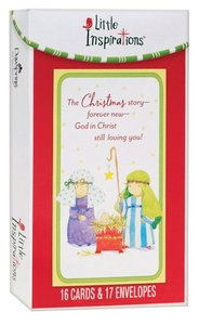 Christmas Boxed Cards: The Christmas Story (Luke 2:10-11 Niv)