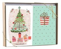 Christmas Dual Pack Boxed Cards: Jesus is the Gift (Luke 2:10, 11 Nlt)