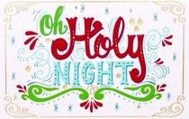 Christmas Pass-Around Cards: Oh Holy Night (25 Pack)