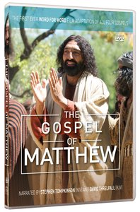 The Scr DVD Gospel of Matthew (Screening Licence)