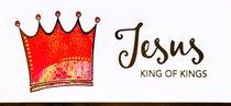 Christmas Boxed Cards Crown, Jesus King of Kings