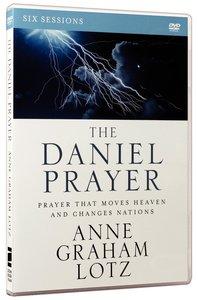 The Daniel Prayer (Dvd Study)