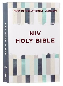 NIV Outreach Bible Green Pattern (Black Letter Edition)