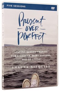 Present Over Perfect (Dvd Study)