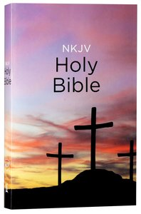 NKJV Value Outreach Bible Classic Calvary