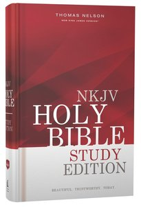 NKJV Outreach Bible Study Edition