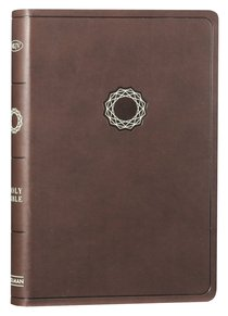 NKJV Deluxe Gift Bible Brown