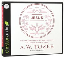 Jesus: The Life and Ministry of God the Son (Unabridged, 4 Cds)