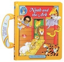 Babys First Bible: Noah and the Ark (Handle)