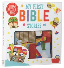 My First Bible Stories: Jigsaw and Book Set
