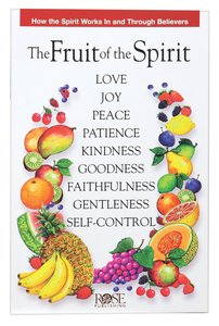 The Fruit of the Spirit (Rose Guide Series)