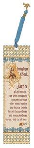 Illuminated Bookmark: Church of England Book of Common Prayer