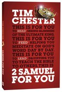 2 Samuel For You: The Triumphs and Tragedies of Gods King (Gods Word For You Series)