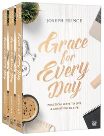 Grace For Every Day - Practical Ways To Live a Christ-Filled Life (5 Dvds)