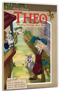 Gods Truth (Home Edition) (#04 in Theo Dvd Series)