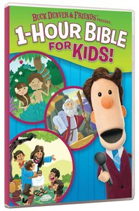 Buck Denver & Friends Presents One Hour Bible For Kids