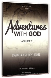 Adventures With God Volume 2 (2 Discs)