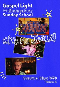 Grades 1-4 Elementary Creative Clips DVD (Gospel Light Living Word Series)