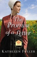 The Promise of a Letter (#02 in An Amish Letters Novel Series)