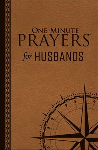 One-Minute Prayers For Husbands (Milano Softone)