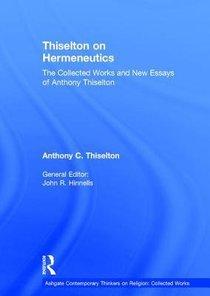 Thiselton on Hermeneutics