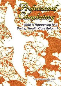 Professional Chaplaincy