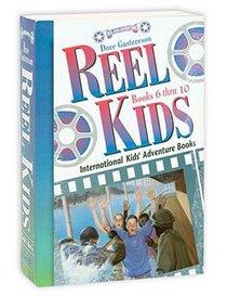 Reel Kids Adventures #06-10 Boxed Set (Reel Kids Series)