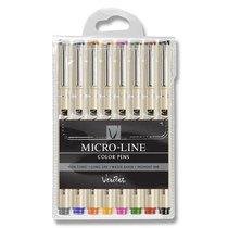 Veritas Micro-Line Color Pens Set of 8