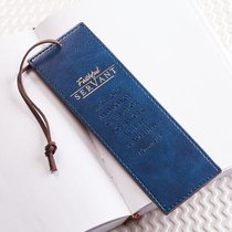 Bookmark: Faithful Servant (Navy/brown)