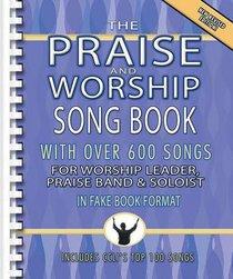 Praise and Worship Fake Book