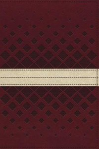 NKJV Unapologetic Study Bible Red/Tan Indexed (Red Letter Edition)