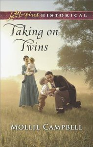 Taking on Twins (Love Inspired Series Historical)