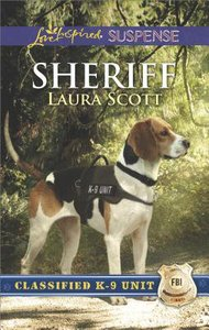 Sheriff (Classified K-9 Unit) (Love Inspired Suspense Series)
