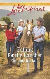 Falling For the Rancher (Aspen Creek Crossroads) (Love Inspired Series)