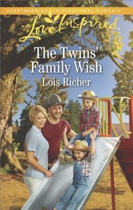 The Twins Family Wish (Wranglers Ranch) (Love Inspired Series)