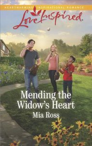Mending the Widows Heart (Liberty Creek) (Love Inspired Series)