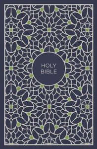 NKJV Thinline Bible Compact Blue/Green (Red Letter Edition)